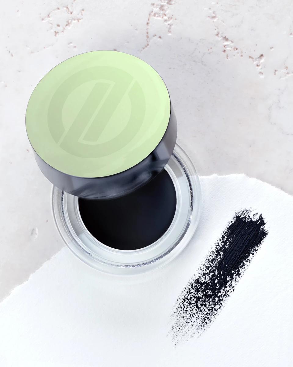 Black LongStay Vegan Cream Eyeliner Pot Titanium
