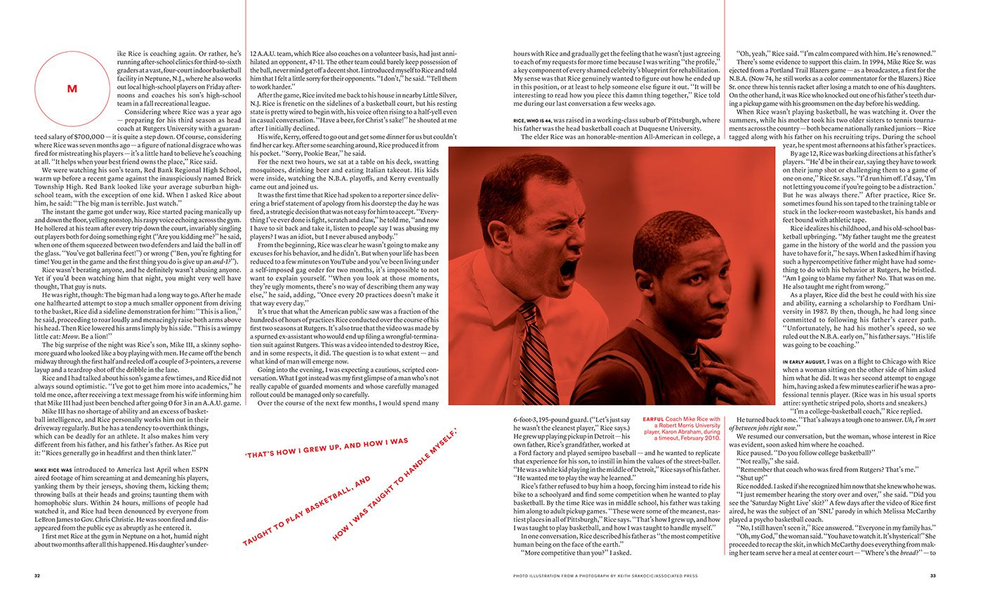 Pin by Harry Winfield on Magazine Layout | New york times ...
