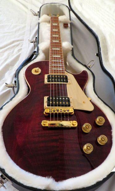 Gibson Les Paul Signature T With Manual Tuners 2013 Reverb Guitar Les Paul Cool Guitar