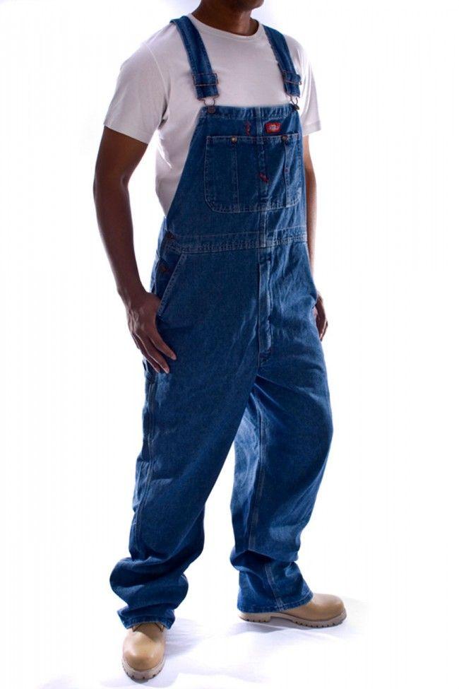 Levis herren jeans latzhose