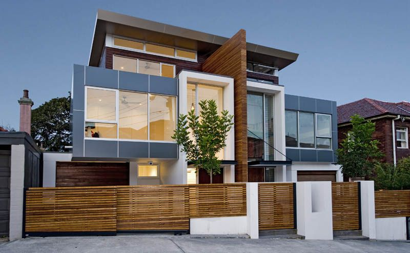 Modern Duplex Houses In Singapore