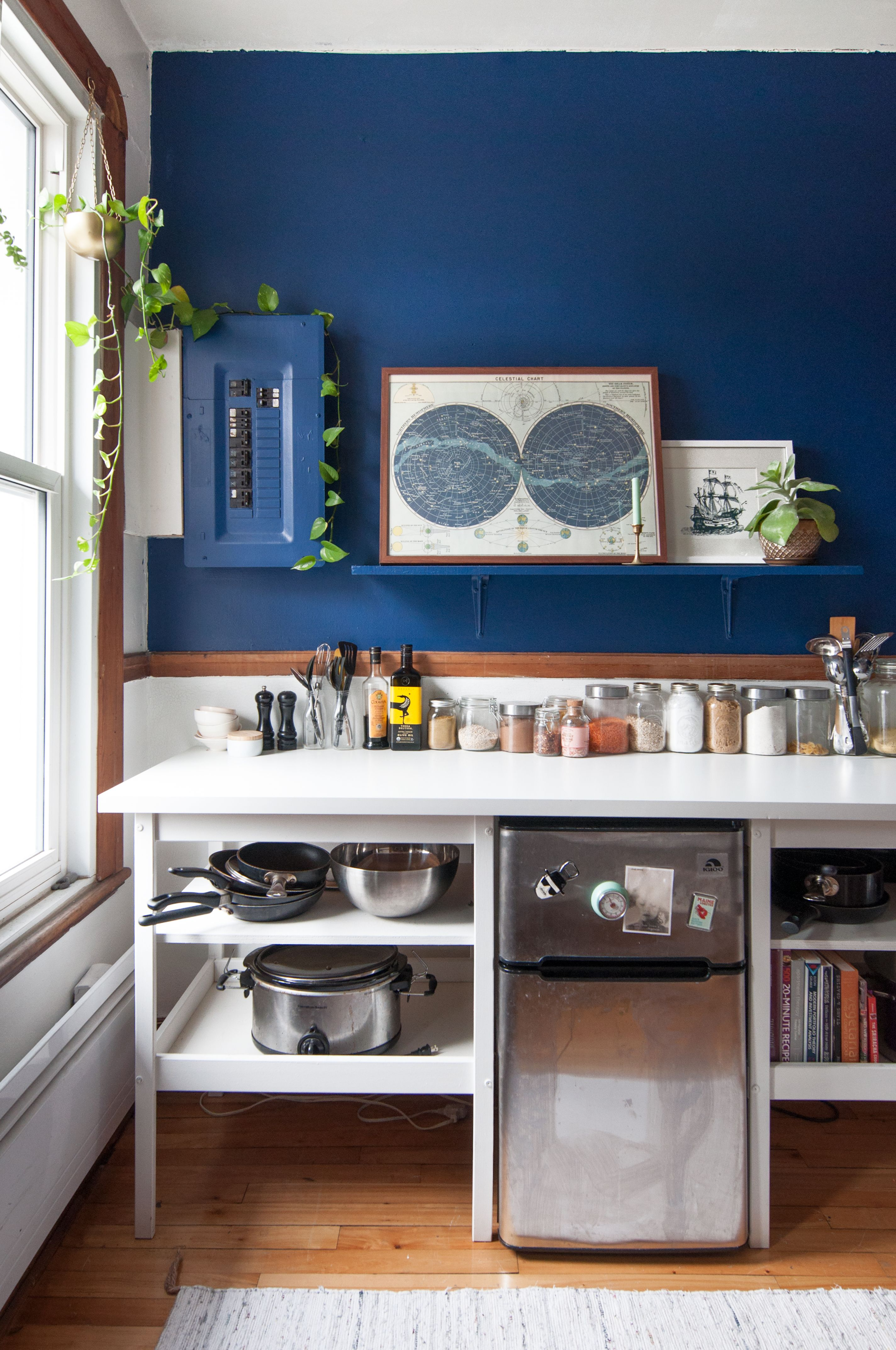 the clever small space kitchen hack hiding in ikea s children s section small space kitchen on kitchen organization for small spaces id=54214