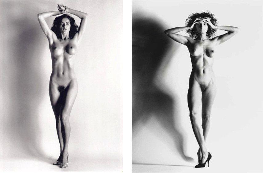 Helmut newton female erotic — pic 6