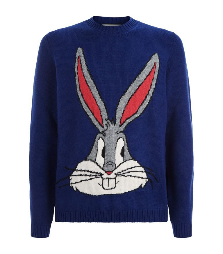 daba04f8f09 GUCCI Bugs Bunny Sweater.  gucci  cloth