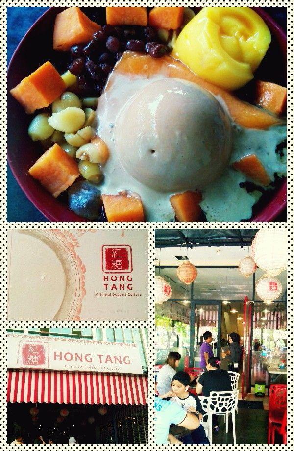 Taiwanese Dessert Hong Tang Pantai Indah Kapuk
