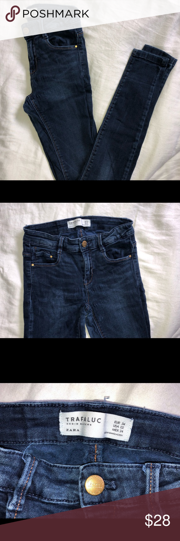 Good Pics Zara Trafaluc Skinny JeggingJeans Zara TRF Trafaluc skinny jeggingjean Stret Tips I really like Jeans  And even more I love to sew my own personal Jeans Next Je...