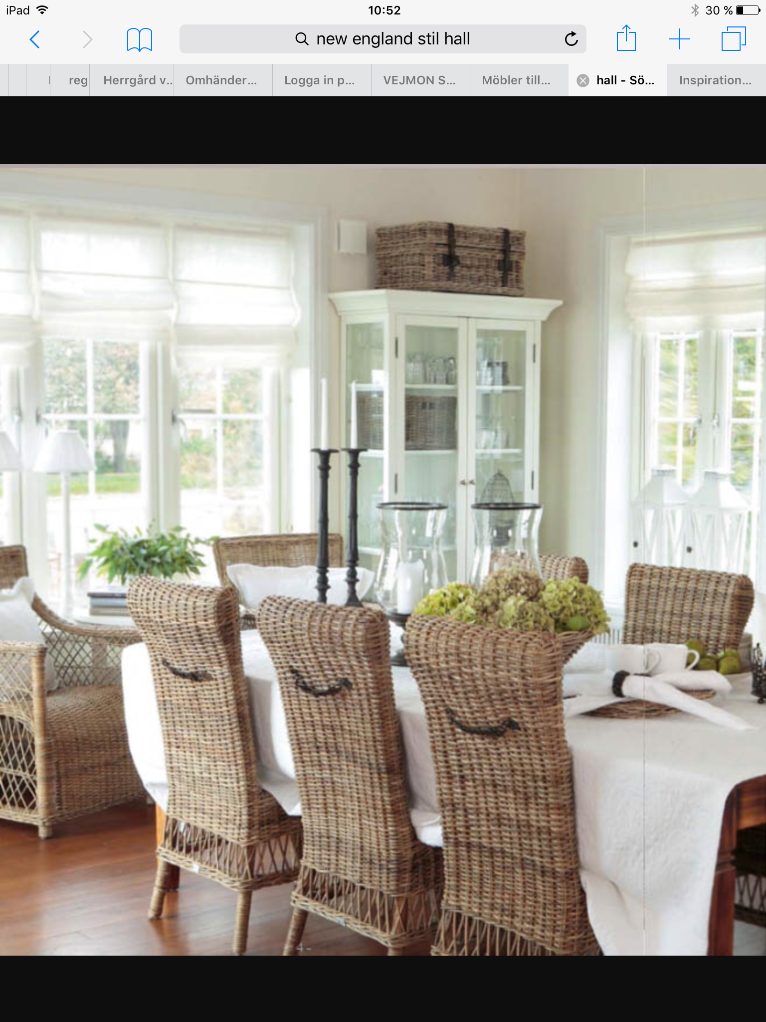 Wicker Chairs Indoor Pin By Joan Chaudoin On Dining Room Make Ovee In 2019 Dining