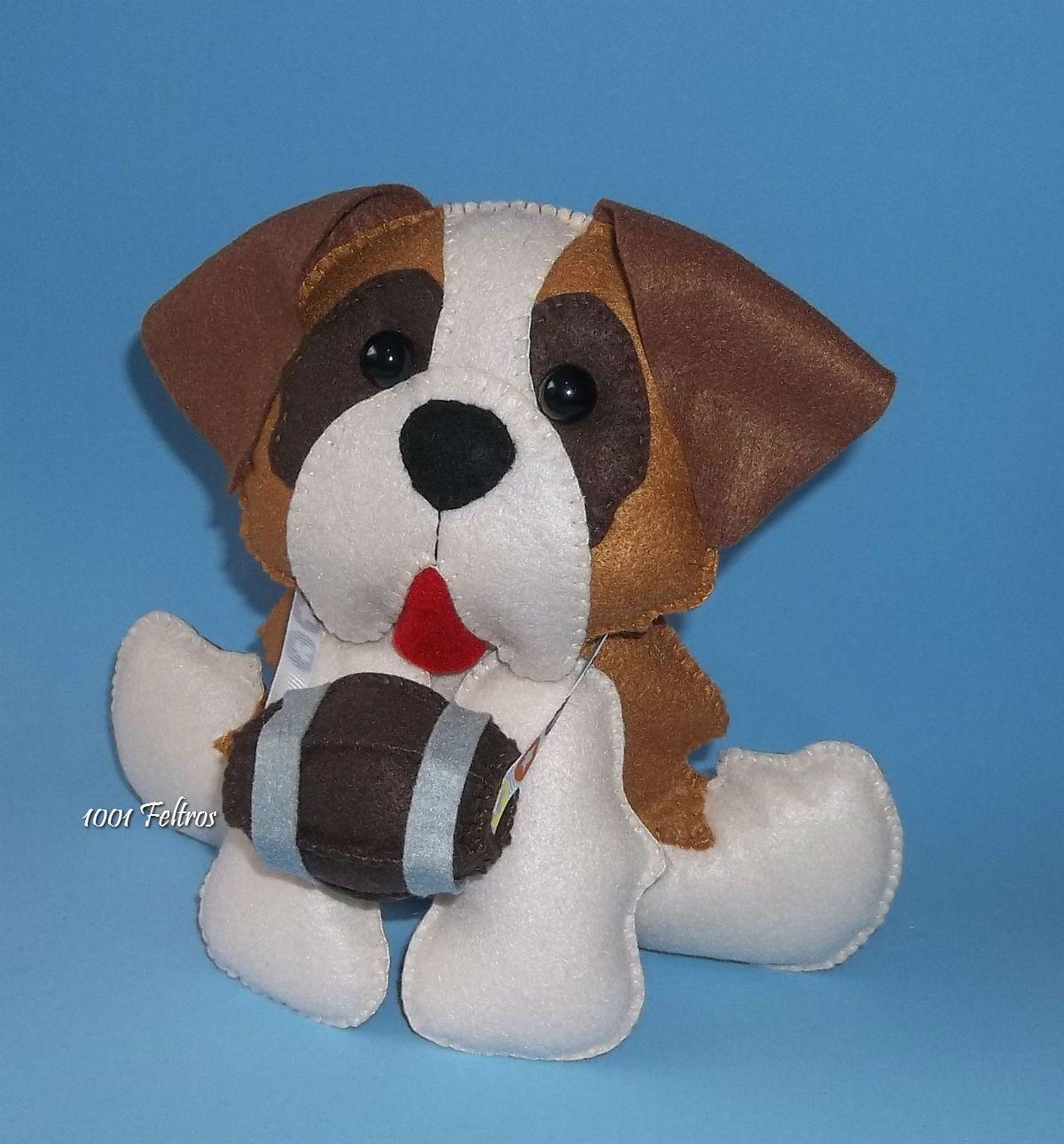 Atendendo a pedidos, elaborei a apostila do cachorrinho São Bernardo ...
