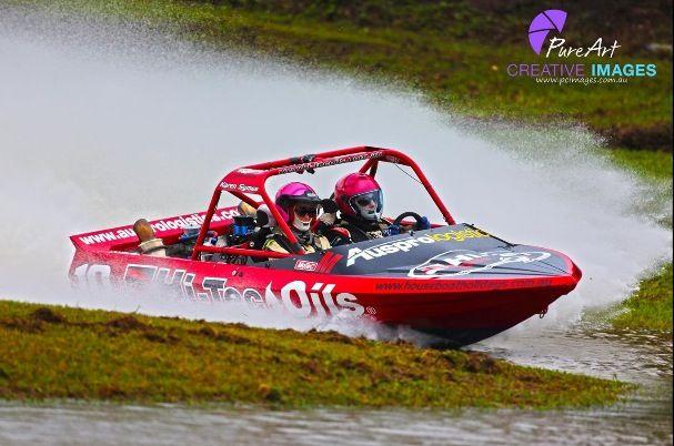 Jet Boats Caba 2014