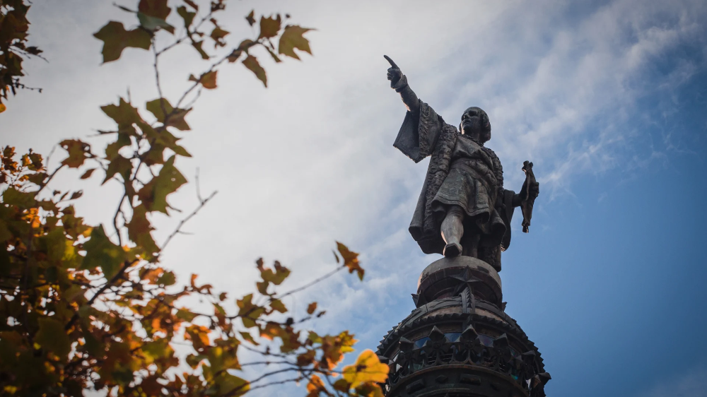 Why Columbus Day Courts Controversy History Columbian Exchange Christopher Columbus European Explorers