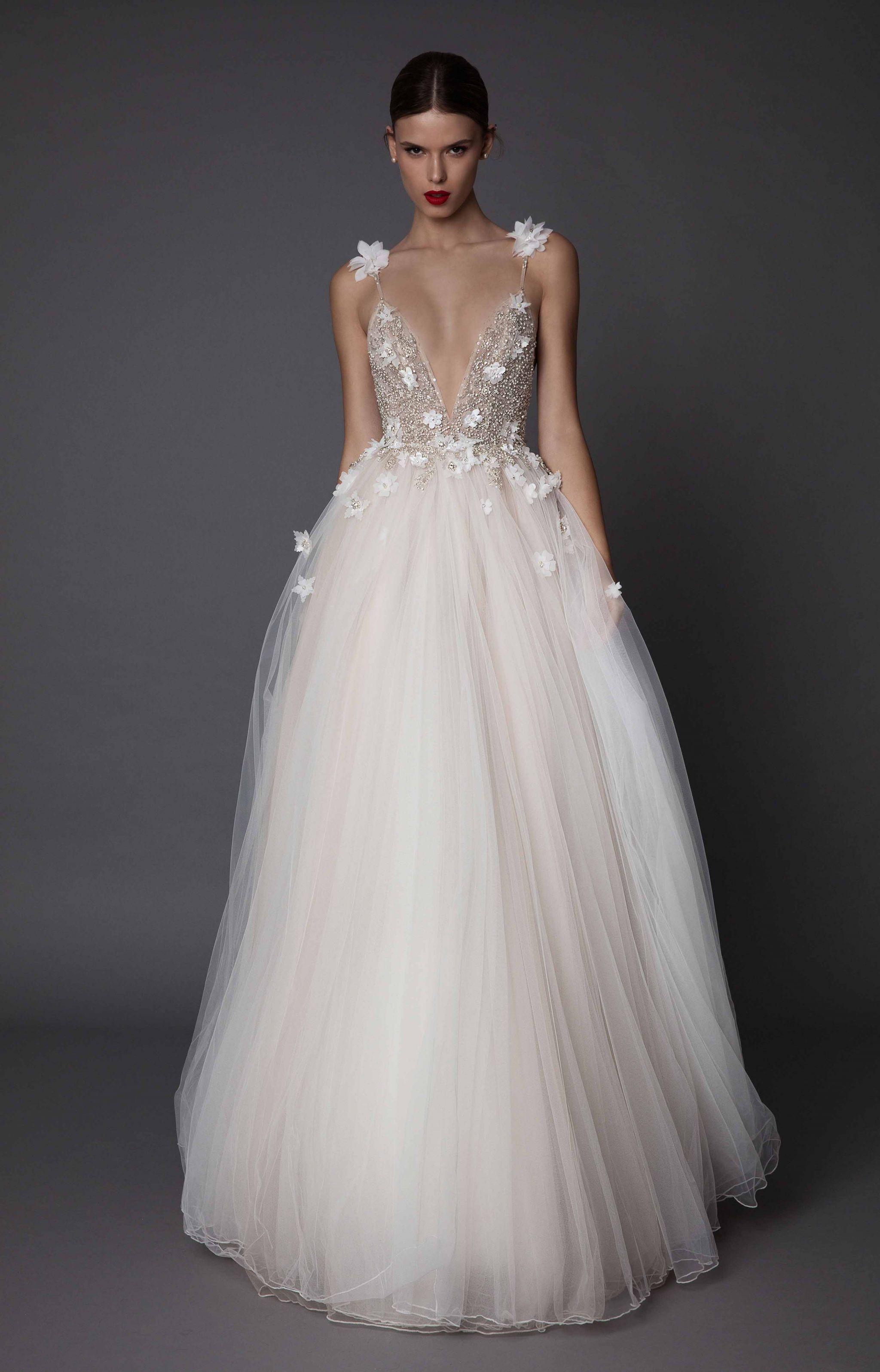Berta Adel Wedding Dress Used Size 6 2 690 Wedding Dresses Wedding Dresses Beaded Bridal Dresses