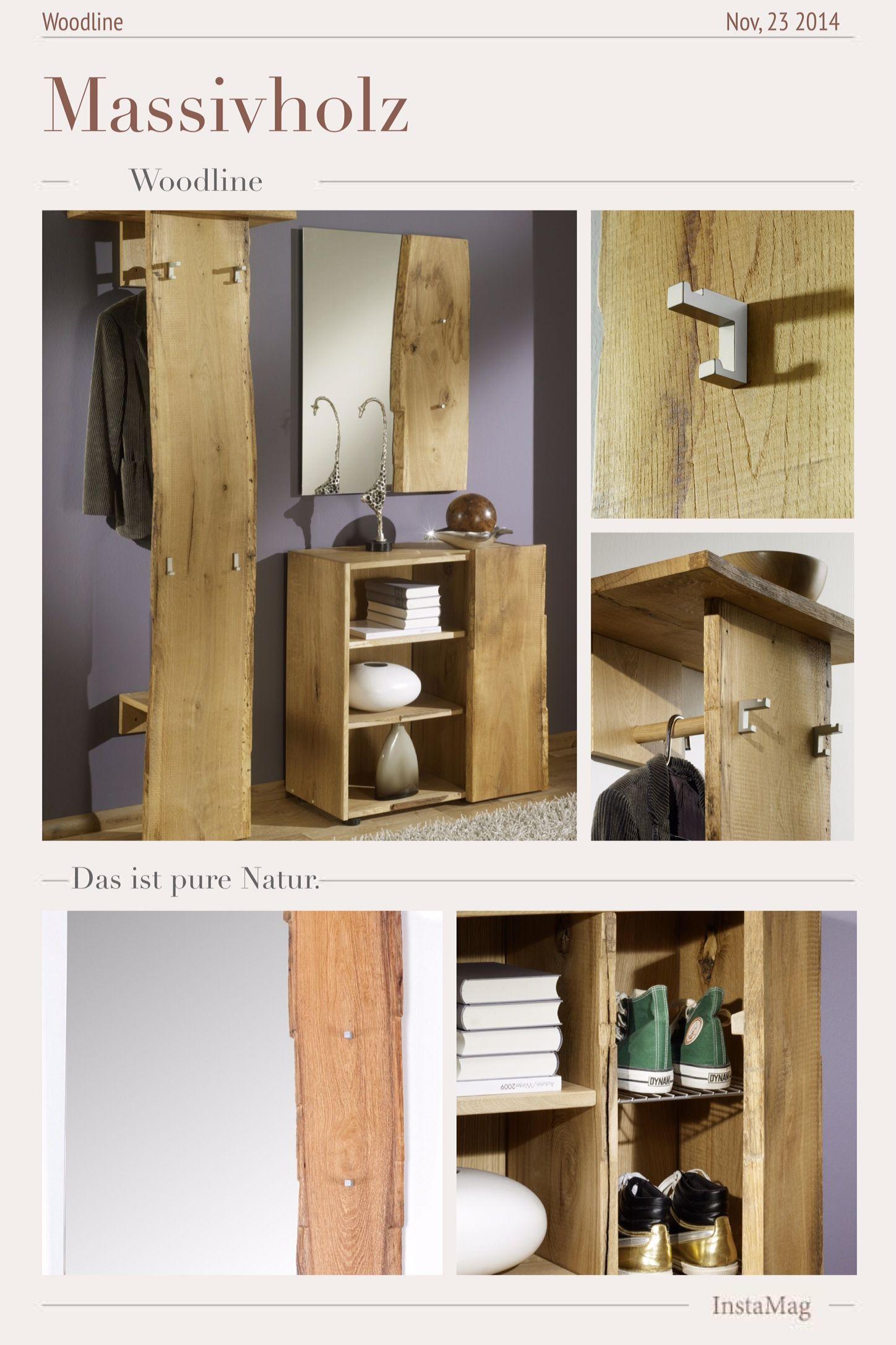 Garderobe Baumkante Landhaus Mobel Flur Mobel Garderobe