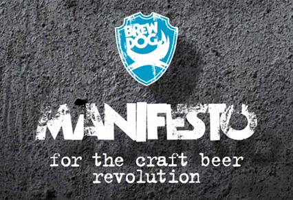 Help Brewdog Build The People S Manifesto Beer Amnesty Returns Craft Beer Beer Brewing