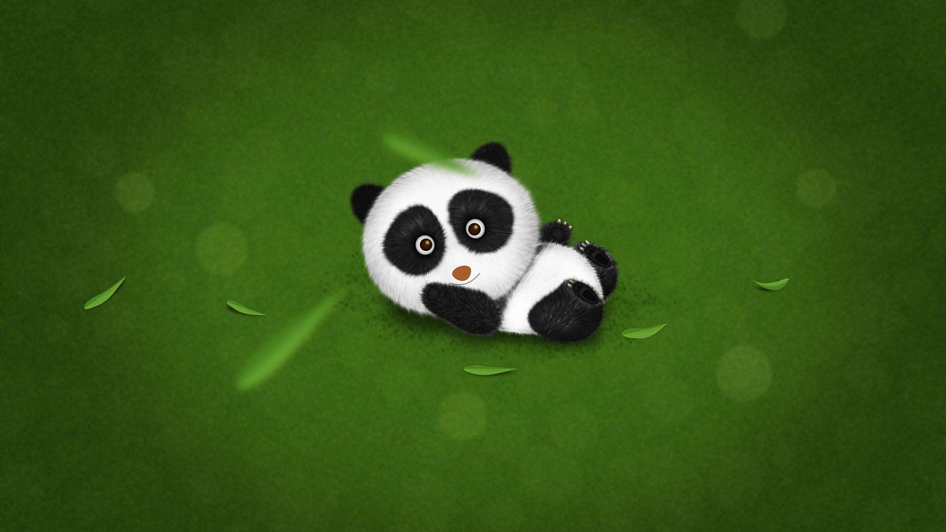 Cute Panda Desktop Wallpaper Best Hd Wallpapers Panda Wallpapers Panda Background Cute Panda Wallpaper
