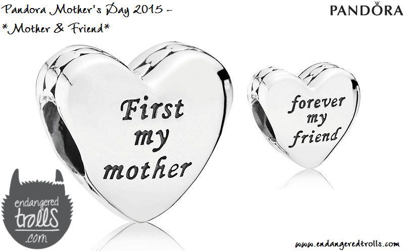 e1595d4fe Pandora Mother & Friend | Pandora | Pandora, Mothers friend, Pandora ...