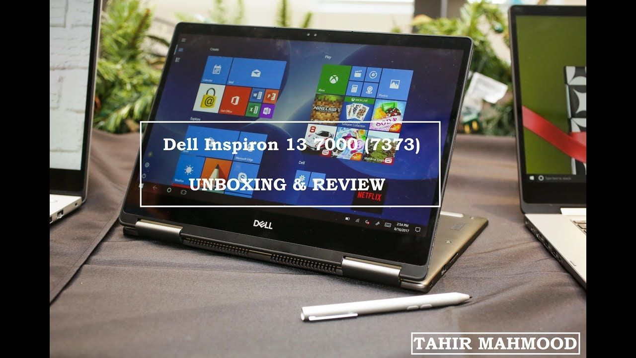 Dell Inspiron 13 7000 series  That's Dell's high end Inspiron model