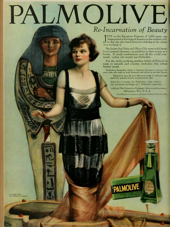1920s Palmolive