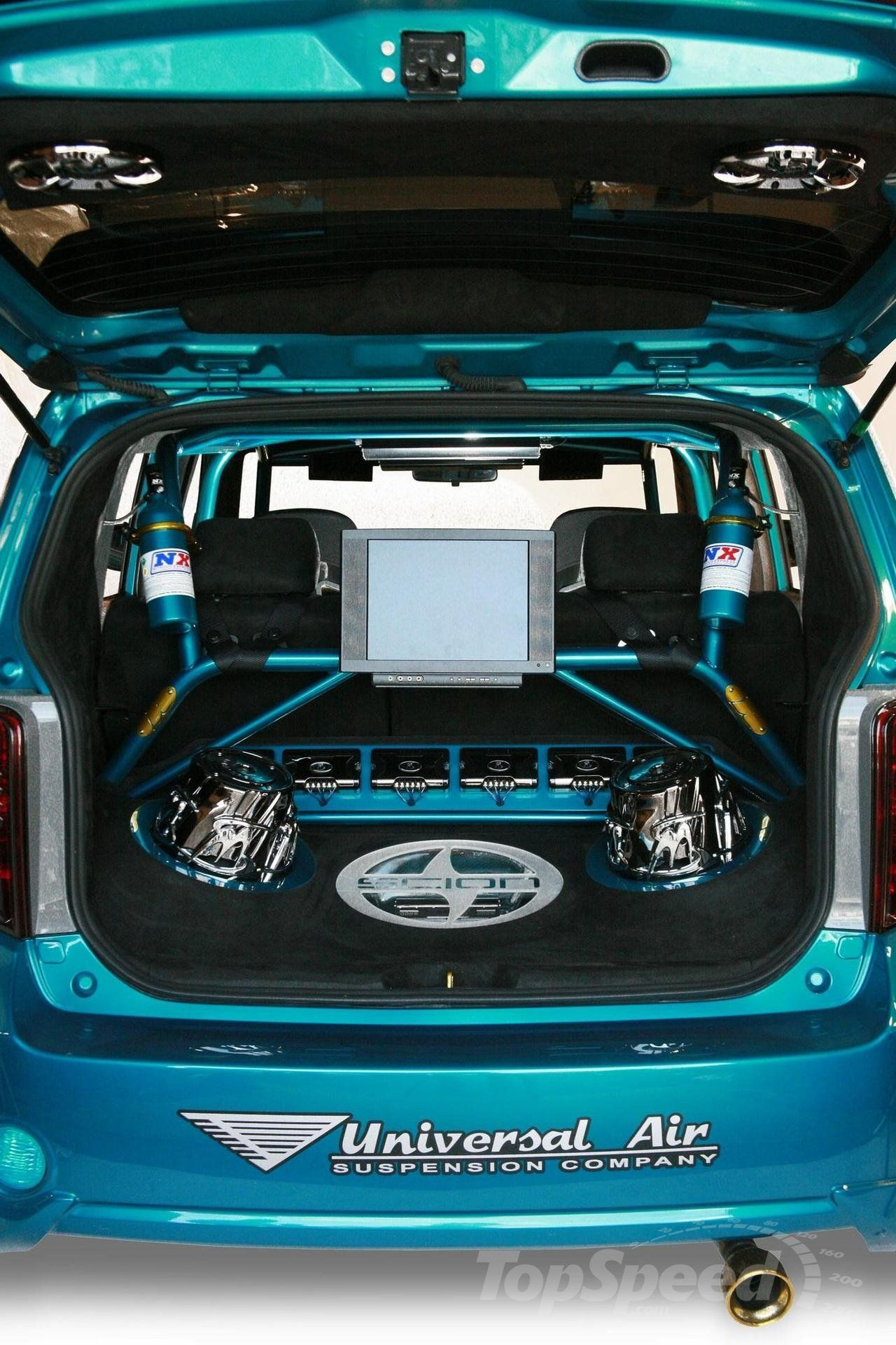 2009 Tuner Challenge Scion xB by Peter Colello | Scion, Car audio ...