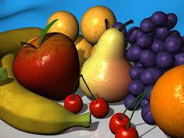 Resultado de imagem para cesta de frutas