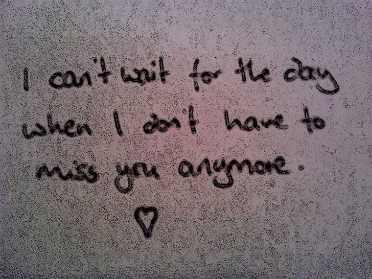 Missing Quote – 21 Short Love Quotes For Him With Images