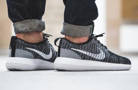 Black · Versatile Shades On The Latest Nike Roshe Two Flyknit · White  WolvesNike RosheCasual ShoesThe ...