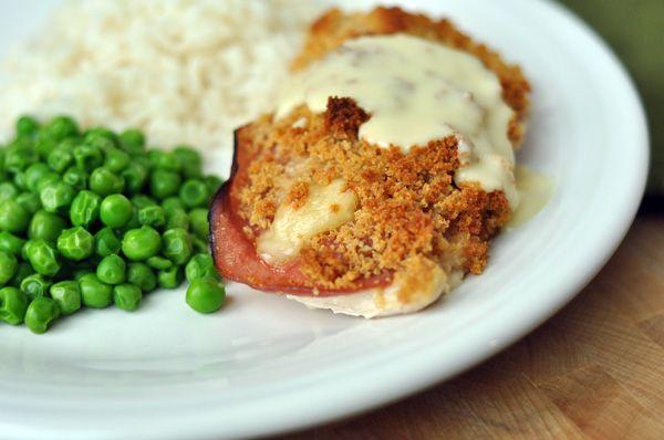 Easy chicken cordon bleu recipe chicken cordon bleu chicken easy chicken cordon bleu forumfinder Gallery