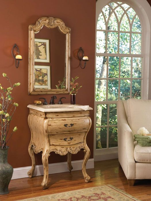 Attractive French Provincial Bathroom Vanities Been Looking For