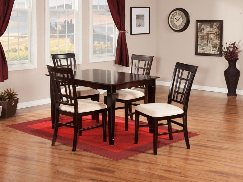 Pin By Beverly Rosen On Inside House Dining Room Sets Counter Height Dining Sets Solid Wood Dining Set