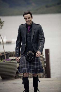 Scottish Wedding Groom Google Search Kilt Outfits Men In Kilts Scottish Clothing