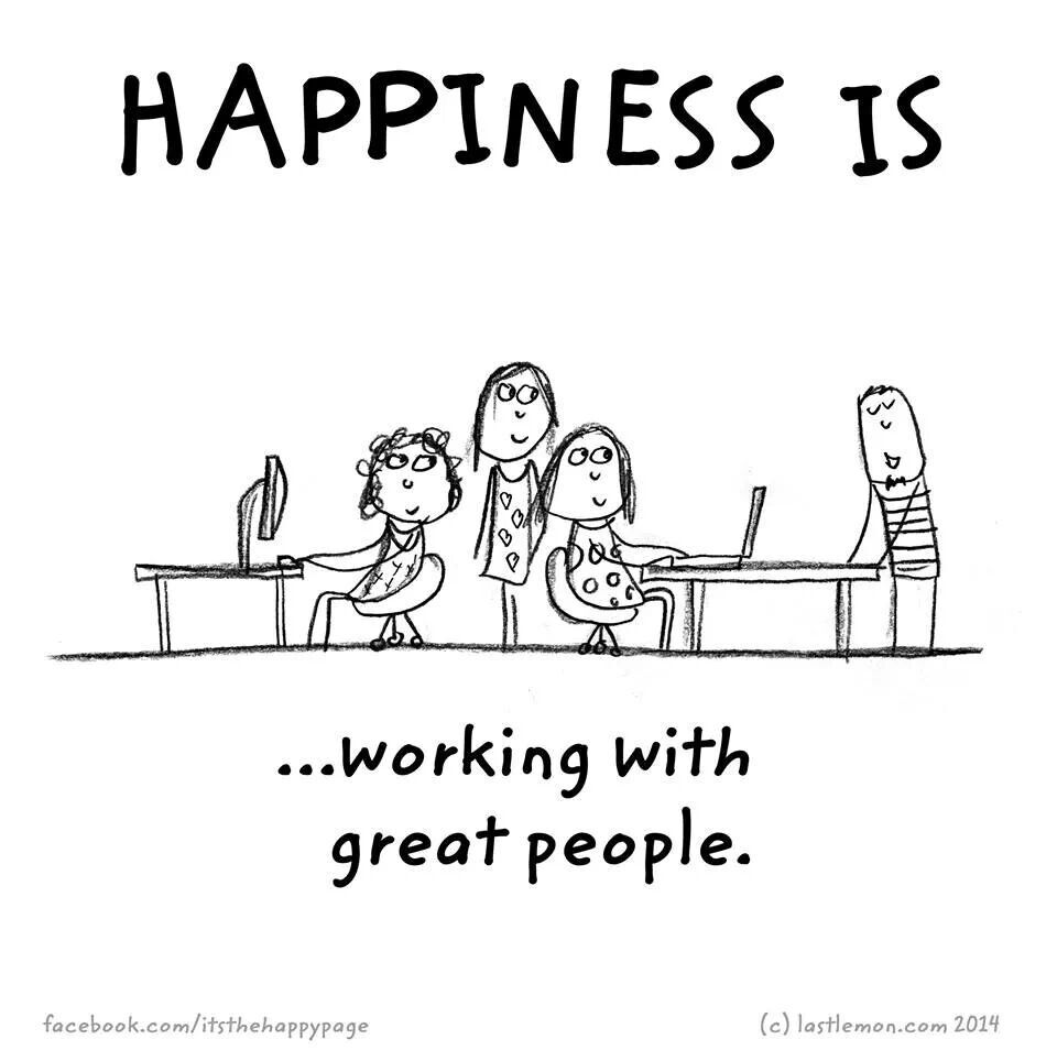 Great Working With You Quotes: Working With Great People.