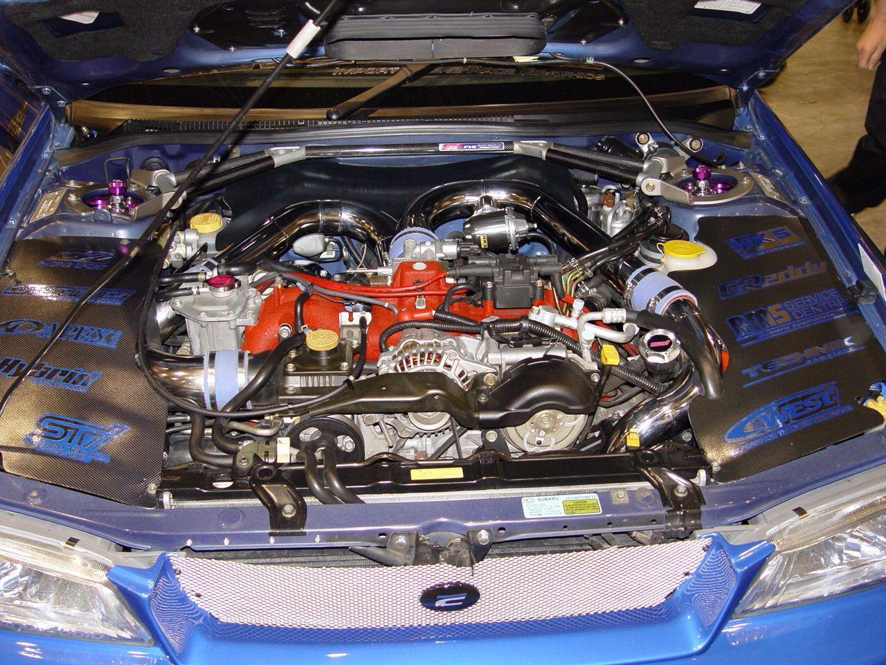 My 1999 subaru impreza wrx sti 2 door version 5