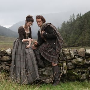 Outlander Recap Claire and Jamieâs Roadto StarCrossed Love - On the second episode of Outlander, things heat up between Claire and her suitor