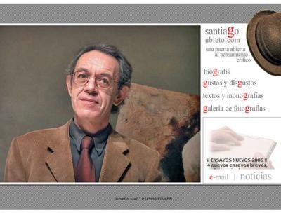 Santiago Ubieto - Web personal http://www.santiagoubieto.com/