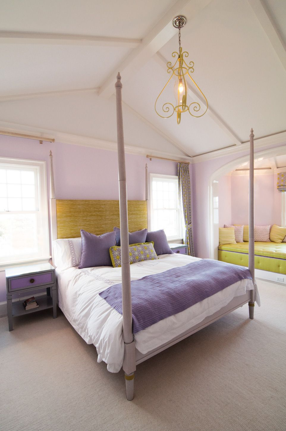 Check out this image from The Urban Electric Co. Bedroom