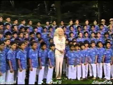 Dolly Parton - How Great Thou Art on Dolly Show 1987/88 (Ep 16, Pt 15) - YouTube