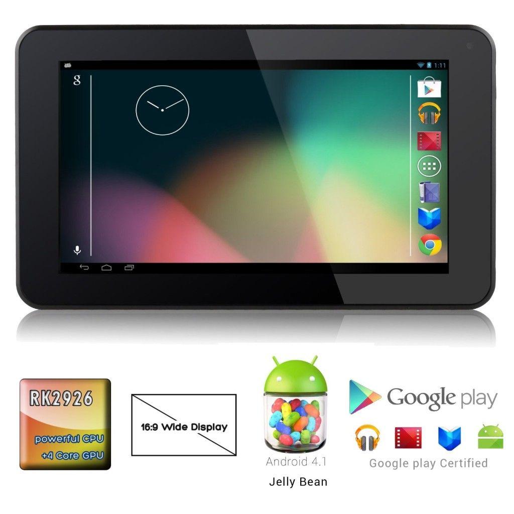 "KingPad 7"" The KingPad Dragon Touch Tablet Is An All"