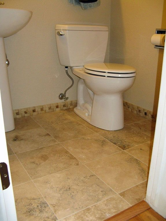 Large Travertine Tiles Floor Small Bath Master Bathroom Ideas