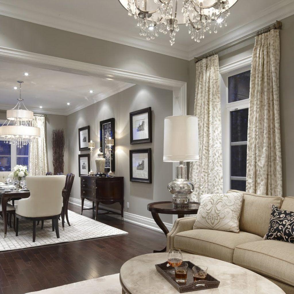 Light Wood Floors Gray Walls | Beige living rooms, Light ...
