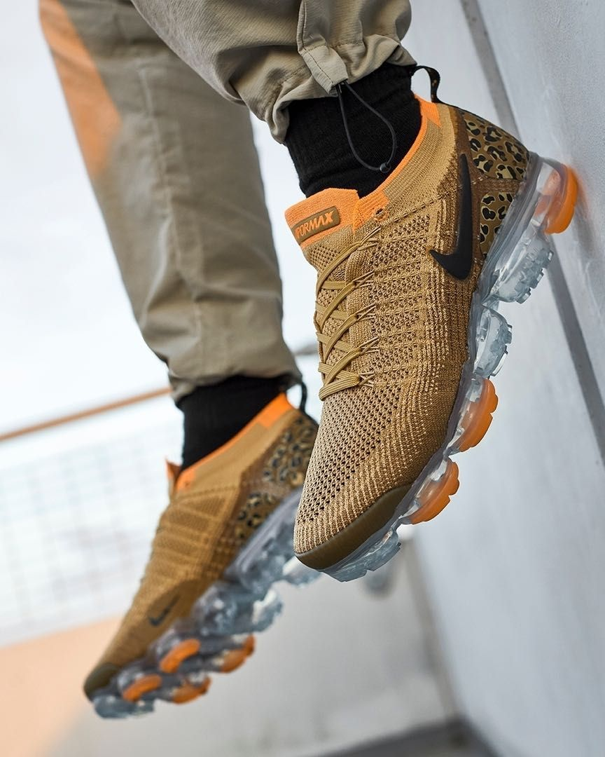 cca2b728 Nike Air VaporMax Flyknit 2 « Cheetah » | Women's Shoes for Sale ...
