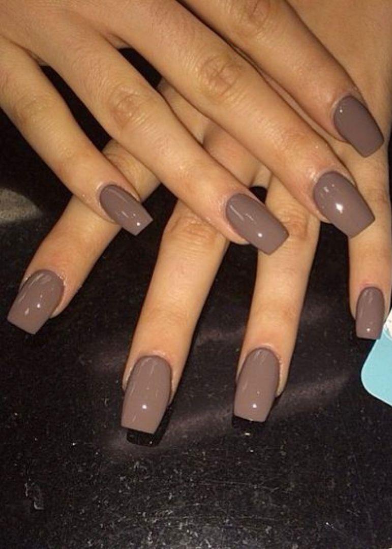 💅 101 Trending Nail Art Ideas   Fall nail colors, Makeup and Nail nail
