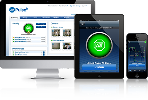 With ADT® Pulse® you can now oversee home security and