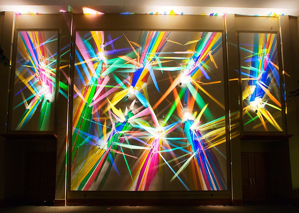 Called a new art medium of the 21st century, lightpaintings are ...