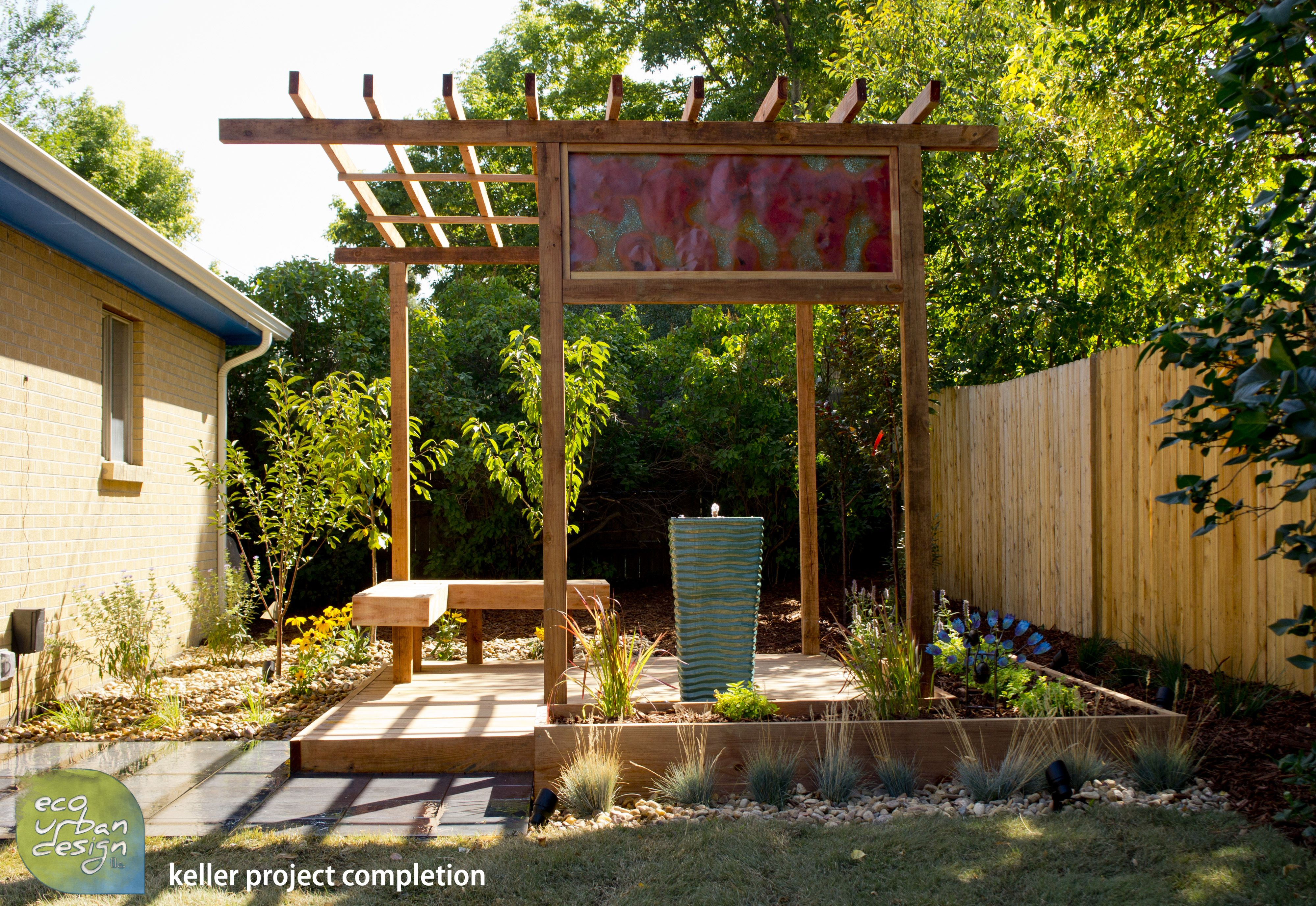 outside yard ideas | ... Ideas 3999x2753 Landscaping Options For ...