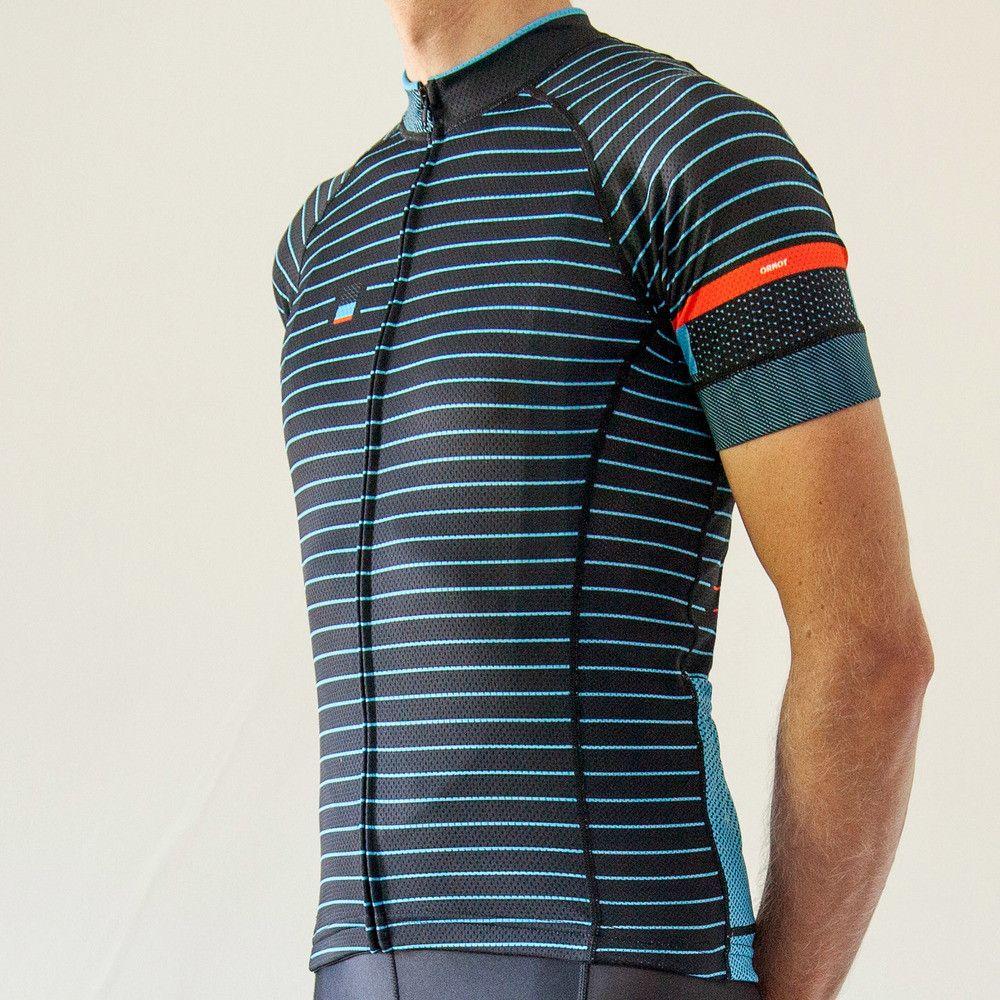 ornot men's blue line jersey
