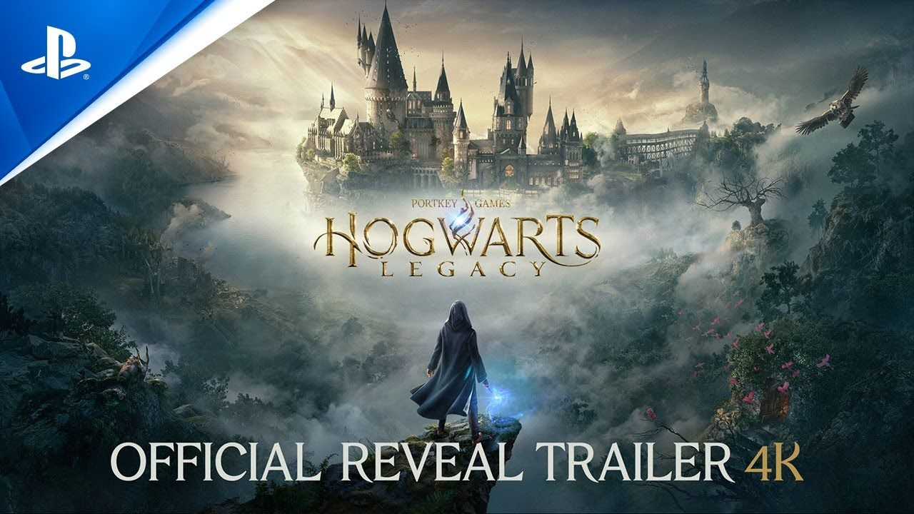 Hogwarts Legacy Official Reveal Trailer Ps5 Youtube Hogwarts Legacy Harry Potter