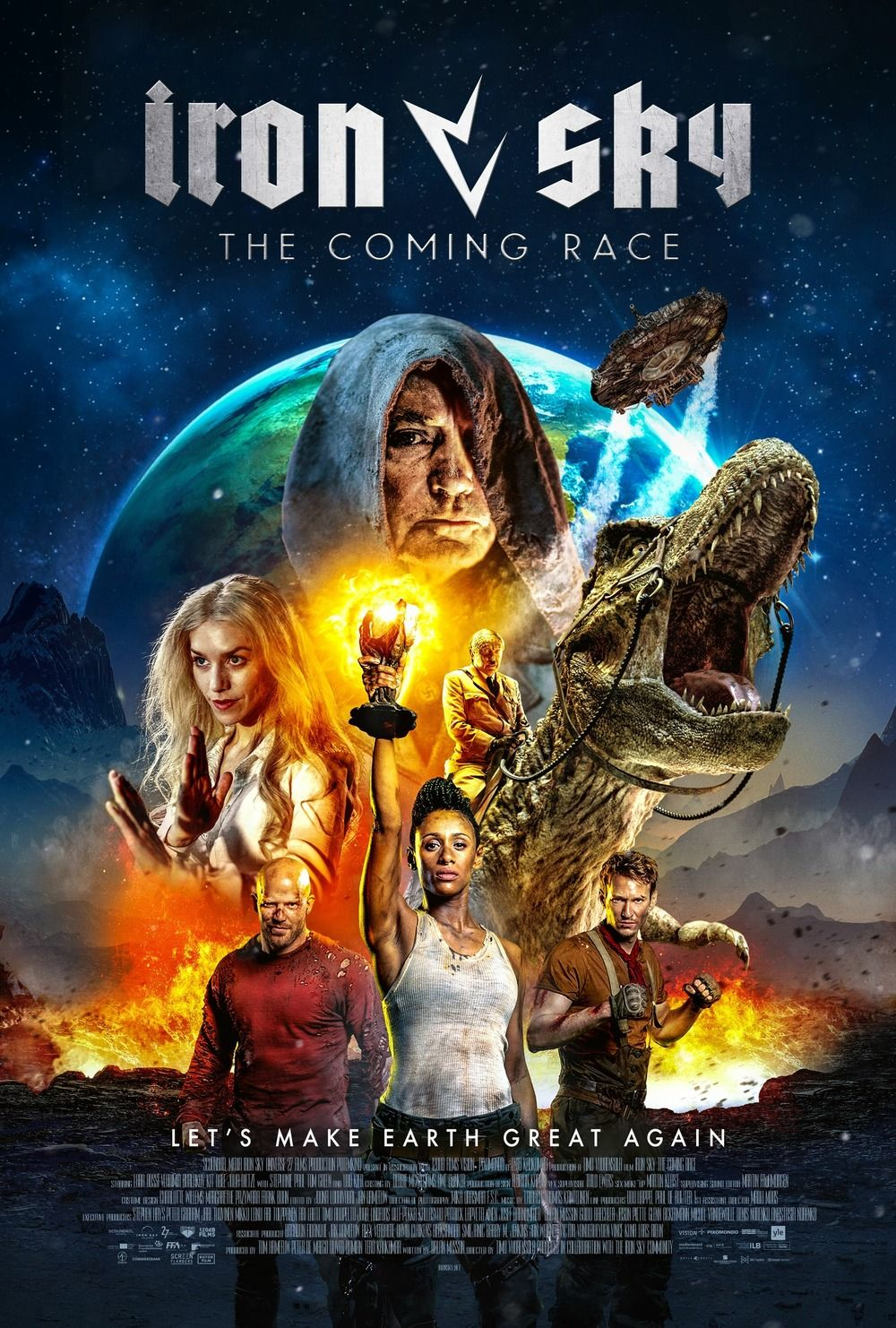 Iron Sky The Coming Race The coming race, The stranger