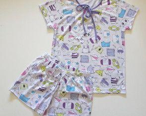 b5c8b3163 Pijama feminino infantil