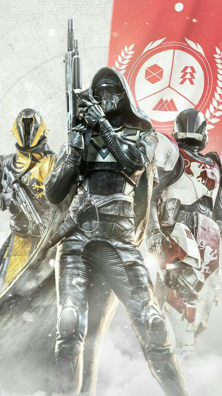 Destiny 2 Warlock Hunter And Titan Destiny Game Destiny Wallpaper Hd Destiny Backgrounds