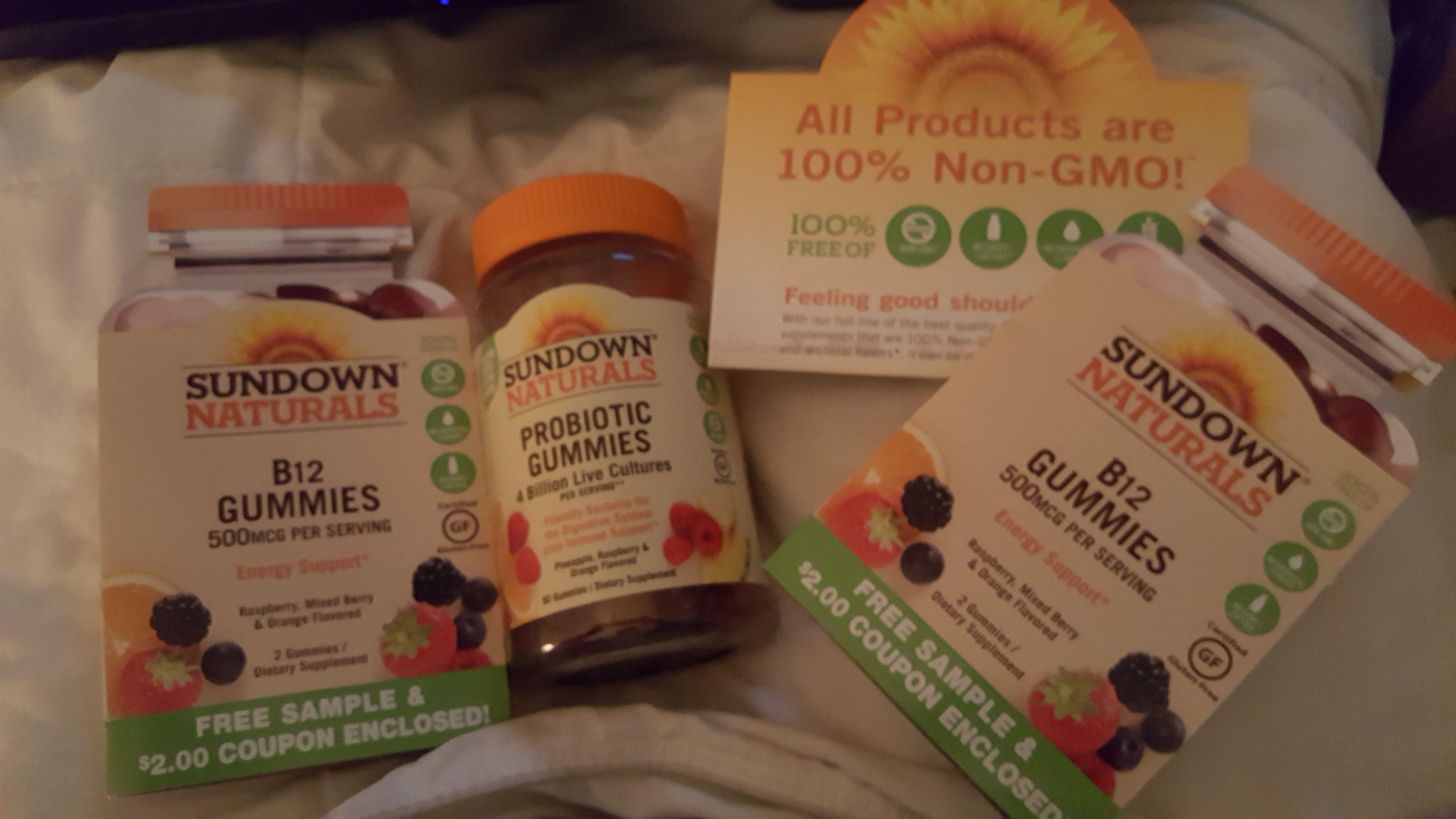 ad freesample SundownProbioticGummies Gummies