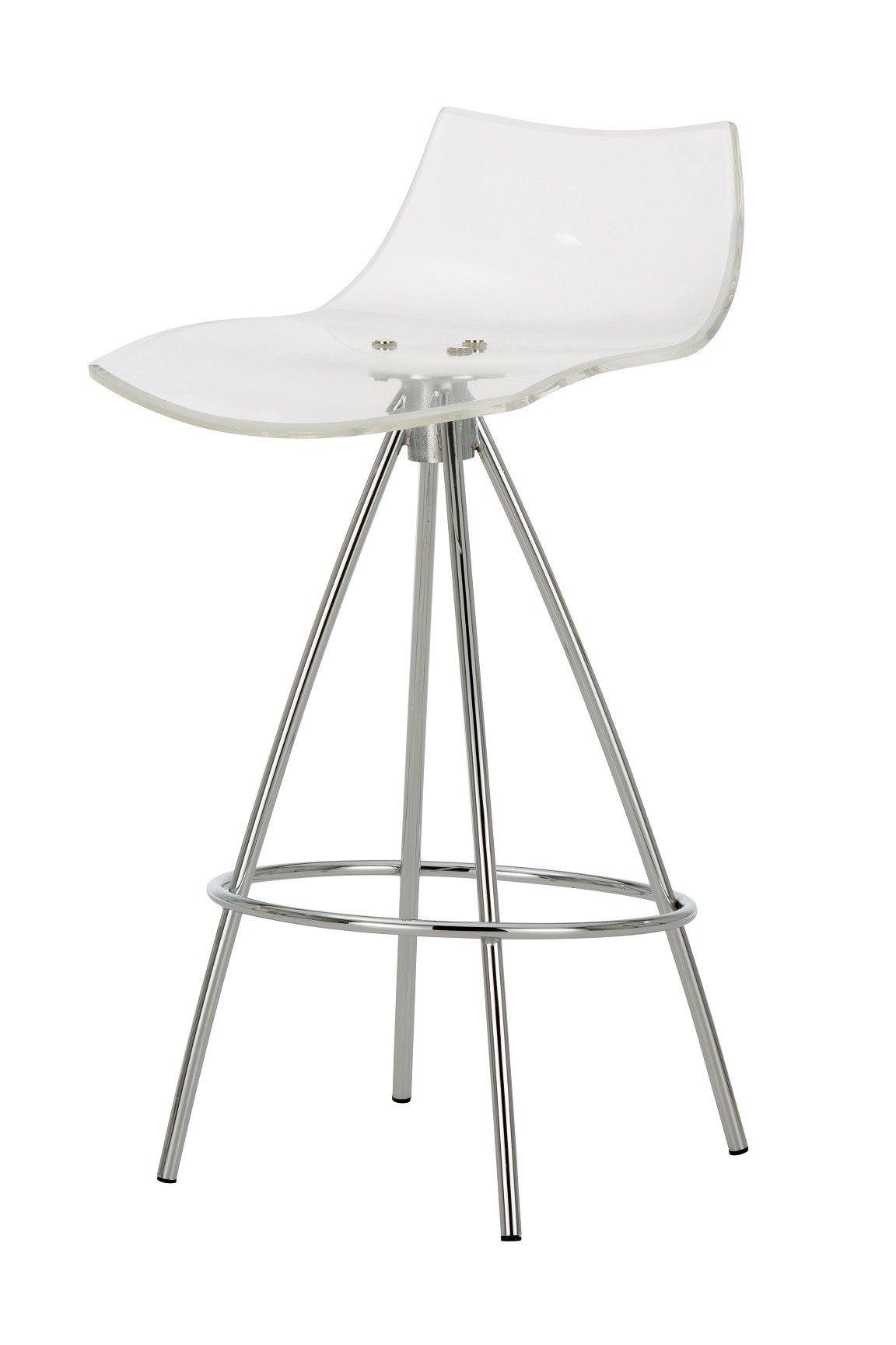 modern acrylic bar stool clear the modern acrylic bar stool is an